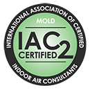 IAC2 Certified Mold
